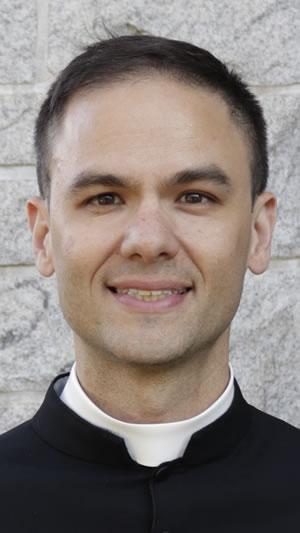 Fr. Garrick Huang
