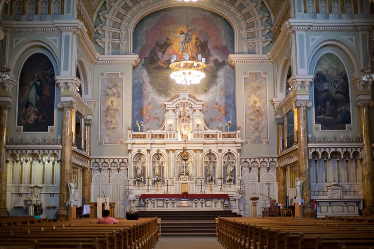 St-Irénée de Lyon Montreal